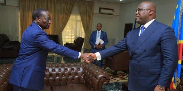 RDC : Sylvestre Ilunga Ilunkamba, Premier ministre du consensus Kabila-Tshisekedi