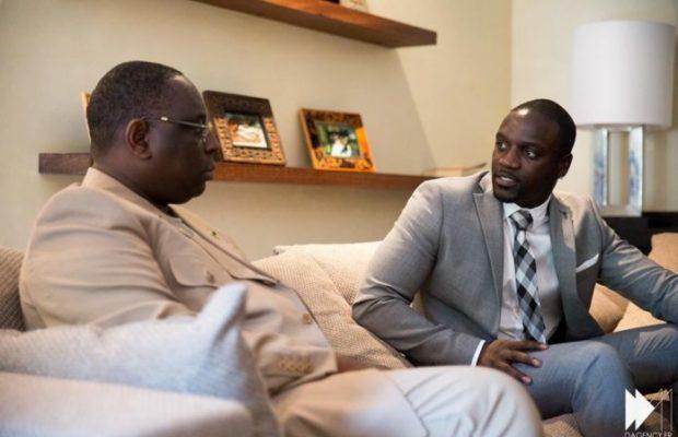 Voici le nouveau projet ambitieux de Akon pour le Sénégal !