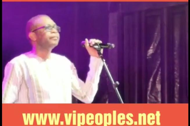 Concert, Youssou Ndour met le feu à VITRY SUR SEINE à Paris la semaine dernière. REGARDEZ