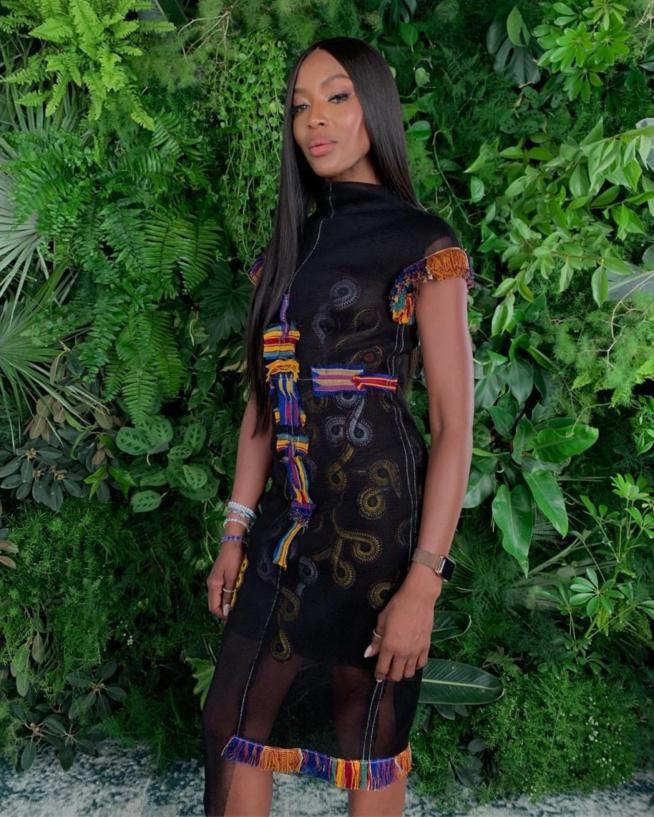 Découvrez le fils du milliardaire qui accompagne Naomi Campbell au Sénégal …