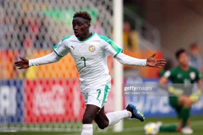 Mondial U20: Amadou Sagna inscrit le premier doublé sénégalais,et entre dans l'histoire de la coupe du monde !