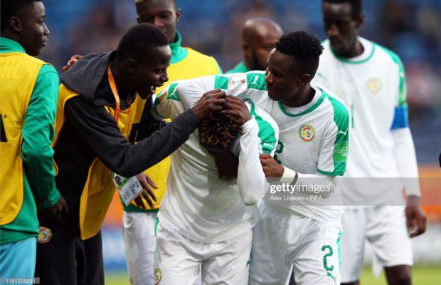 Coupe du monde Pologne : Le Sénégal s'impose devant le Tahiti (3-0), Avec un triplé de Amadou Sagna, Bonne entrée des lionceaux dans cette compétition.