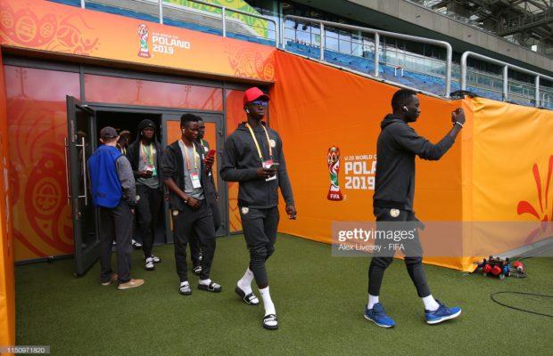 Mondial U20: Sénégal vs Colombie: Les lionceaux veulent assurer le billet pour les huitièmes