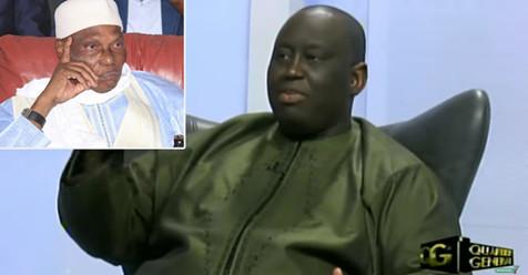 QG: Alioune Sall « Wakhi Abdoulaye si politique diaroul dor sa dome ndakh… »