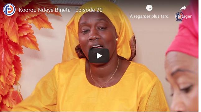 Koorou Ndeye Bineta - Episode 20