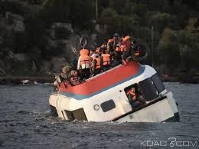 RDC : Au moins 30 morts dans le naufrage d'un bateau