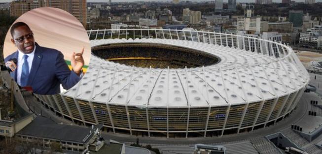 Stade Olympique : la première pierre posée dans trois mois