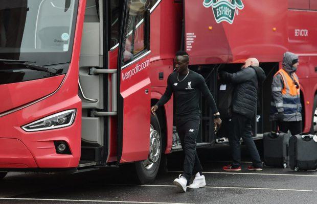Madrid : Le bus de Liverpool est resté coincé… sous le tunnel du Wanda Metropolitano ! (Vidéo)