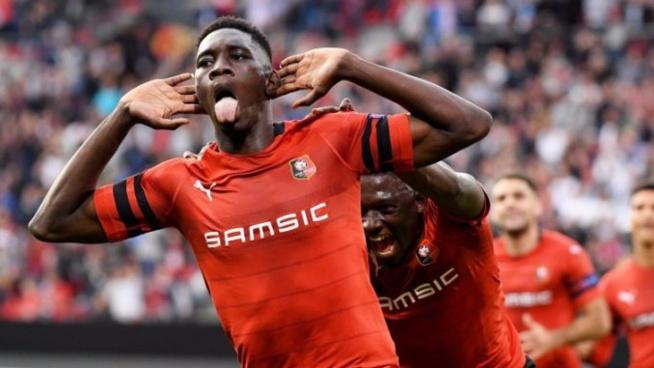 Ligue Europa-Excellente nouvelle pour Ismaïla Sarr