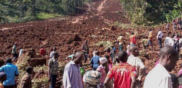 Ouganda: 6 morts et des dizaines de disparus à la suite de glissements de terrain