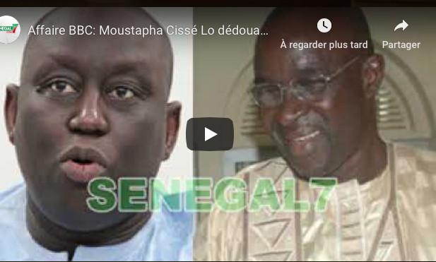 Affaires BBC Aliou Cissé: Moustapha Cissé Lo dédouane le frère du Président