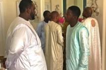 La complicité entre Amadou Sall et le fils de Aly Ngouille NDIAYE