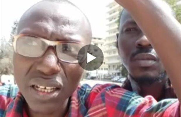Video – Affaire Petrotim : Karim Xrum Xak arrêté à la Place de l'Indépendance