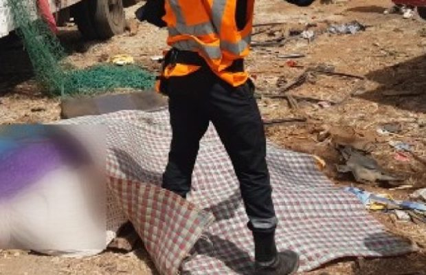 Kaolack : Un bus se renverse et fait 4 morts sur le coup