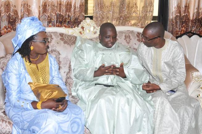 Youssou Ndour en vedette au baptéme de Pédre Ndiaye