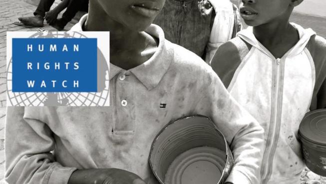 Rapport de Human rights watch: 16 talibés torturés à mort