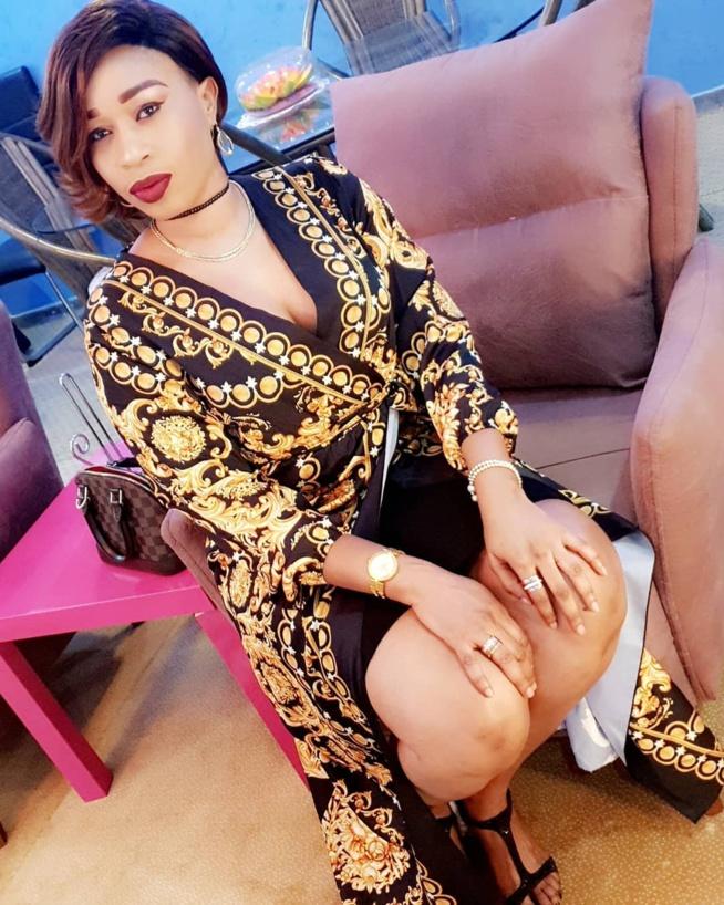 Aida Samb « plus s*xy que jamais » avec ses quelques kilos…