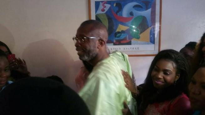 Carnet rose :Bonne nouvelle pour Bouba Ndour et sa femme donne le nom de Ndiaga Ndour à leur fils.