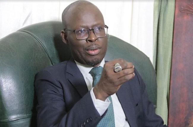 Rapport de l'Ue: « je suis déçu de les entendre… » dixit Cheikh Bamba Dièye