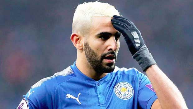 Riyad Mahrez « Pour moi les meilleurs joueurs d'Afrique sont Salah et Mane«