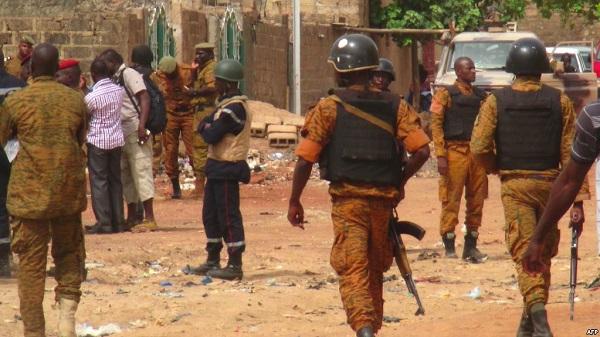 Attaques terroristes : 17 morts au Burkina Faso