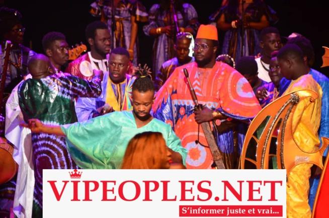 GRAND THEATRE: Revivez l'intégralité du show extraordinaire de Djiby Drame et ses invités Babani, Oumou Sangaré à la nuit du bazin.