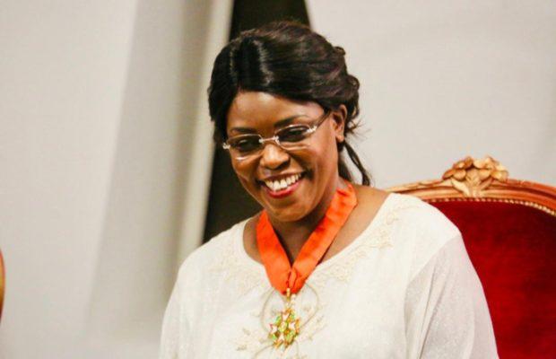 Côte d'Ivoire : La Première Dame Marième Faye Sall élevée au rang de Commandeur de l'ordre national.
