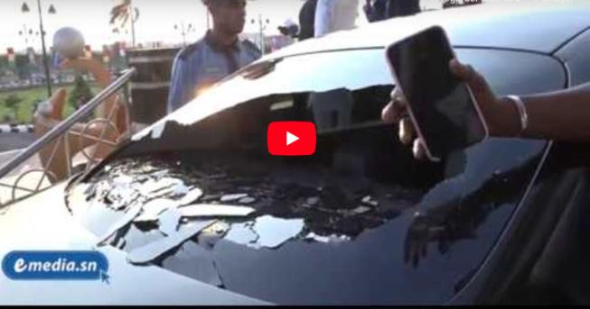 URGENT: Démenti du ministre des sports Matar Ba sur sa voiture caillasse.