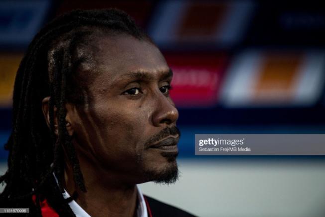 Coach Aliou Cissé: « Le Sénégal n'est pas un favori »