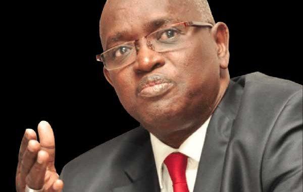 Latif Coulibaly nouveau porte-parole du président de la République