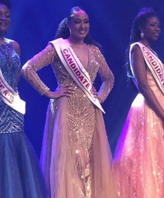 La Miss Sénégal Du Canada Qui Défraie La ChroniqueBy