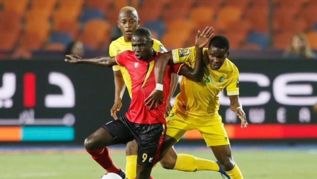 CAN 2019: l'Ouganda et le Zimbabwe se quittent sur un nul