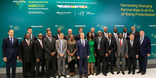 Stratégie économique : Comment la Russie veut se repositionner en Afrique