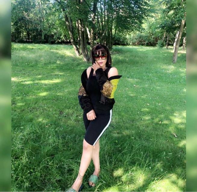 Ayo Baldeh , l'ex de Mounzir méconnaissable avec son nouveau look