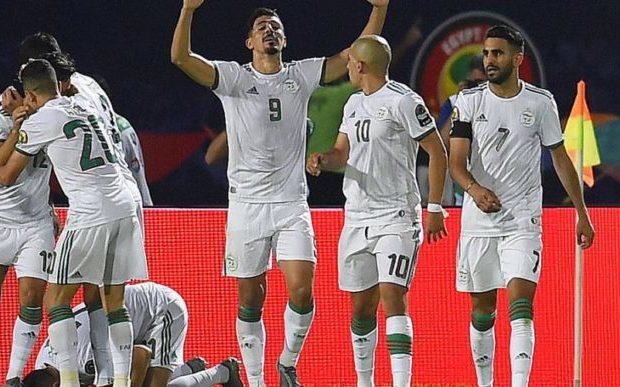 CAN 2019 : L'Algérie surclasse la Guinée !