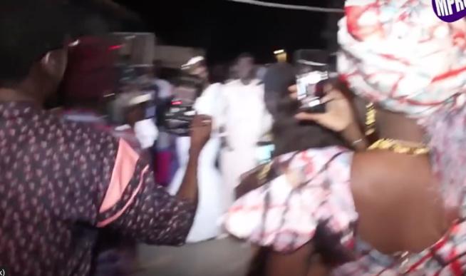 VIDEO - Le mariage royal du chanteur Tarba Mbaye et du mannequin Khady Cissé Gaye