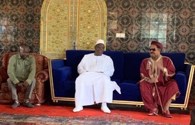 Ahmed Khalifa Niasse à Macky Sall: « Yallah bou andoul ak yow, do guiss beneu tokkou pétrole »