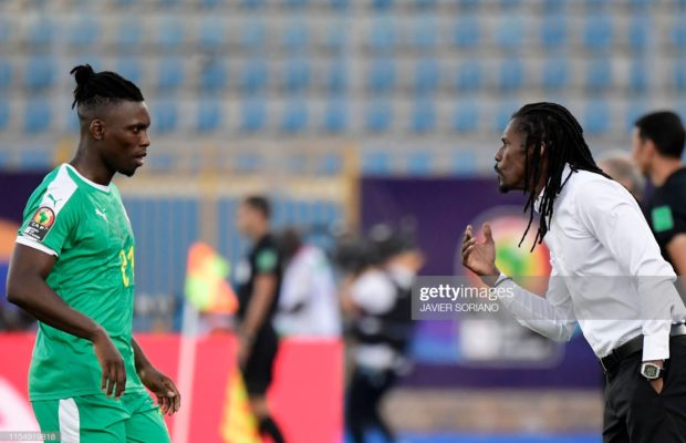 Aliou Cissé : « On a fait le maximum » « On espère jouer la grande finale »
