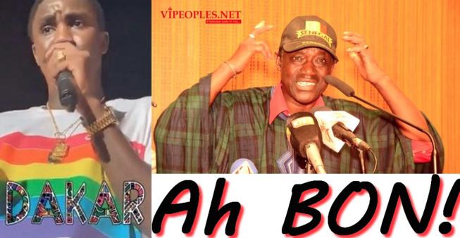 T- SHIRT polémique de WAly Seck la surprenante réaction d'Idrissa Diop va vous surprendre.