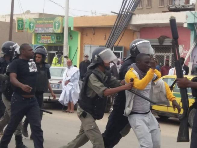 Manifestations post-électorales en Mauritanie: 4 Sénégalais emprisonnés, 16 autres sous le coup d'une expulsion