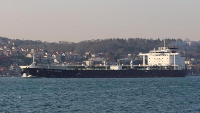 Londres accuse Téhéran d'avoir voulu bloquer un pétrolier dans le détroit d'Ormuz