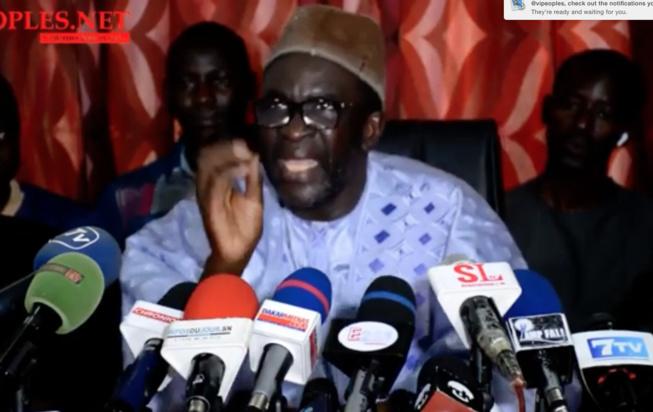 """Affaire pétrole, Cisse Lo recadre les perturbateurs,Sonko et Abdoul Mbaye et tire sur """"AR LI NIU BOOK"""""""