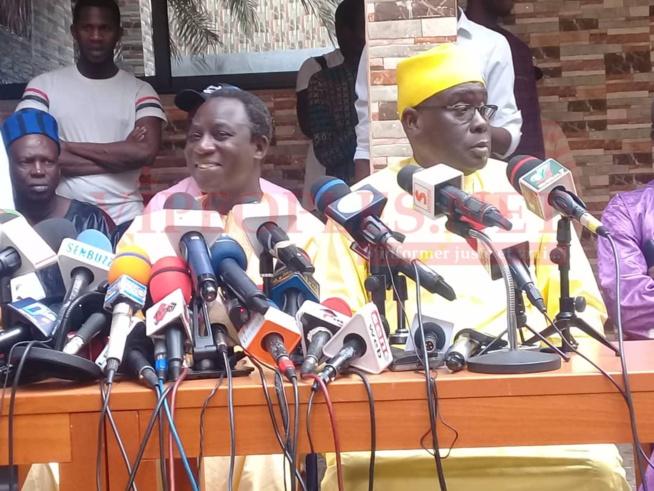 Plainte de Wally contre Imam Kanté : La grande annonce de Thione Seck devant l'association des imames du Sénégal !