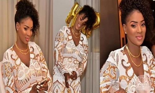 Après une longue période d'absence: Lissa réapparaît le jour de son anniversaire en compagnie des plus belles filles de Dakar