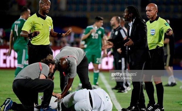 Finale Sénégal vs Algérie : les supporters égyptiens ont choisi leur camp !