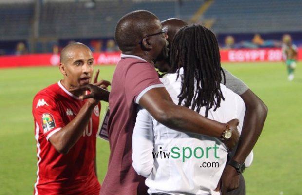 Can 2019 – Sénégal vs Tunisie: Wahbi Khazri a attaqué Aliou Cissé à la fin du match