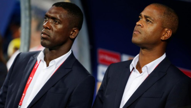 CAN 2019 : le Cameroun limoge le duo Seedorf-Kluivert
