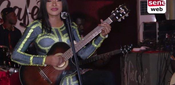 La chanteuse Chadia assure son premier Anniversaire