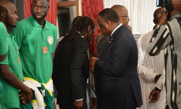 Direct Palais- La Demande spéciale de Macky Sall à Aliou Cissé , le président a indirectement fixé l'avenir du coach