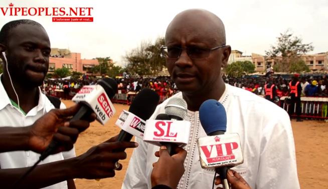 OPEN PRESSE: Le maire Moussa Sy trés confiant de Modou Lo. REGARDEZ
